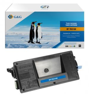 NT-TK3160 G&G Тонер-картридж для Kyocera P3045DN/3050DN/3055DN/3060DN  (12500стр)